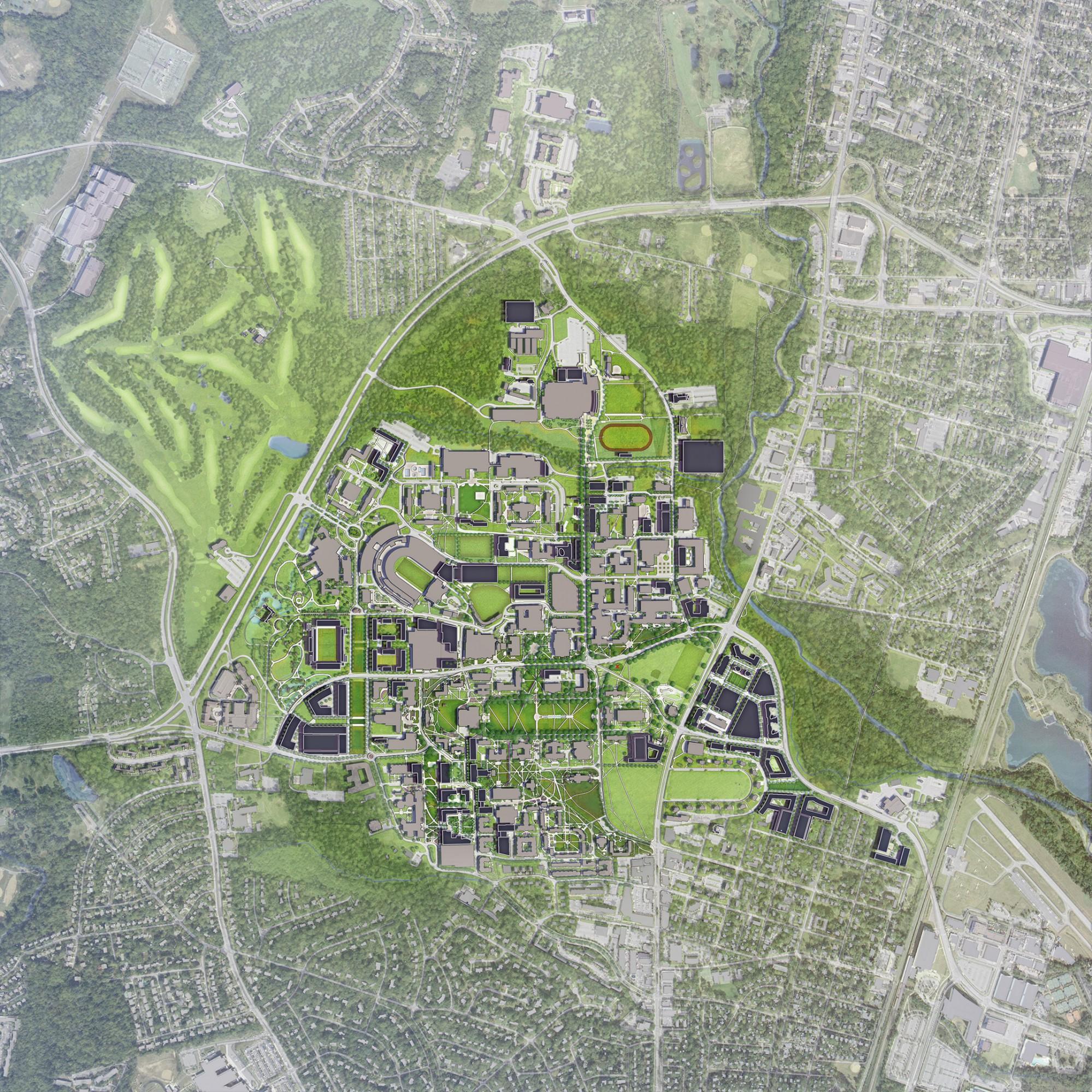 Town Center Columbia Md: Facility Master Plan · Design