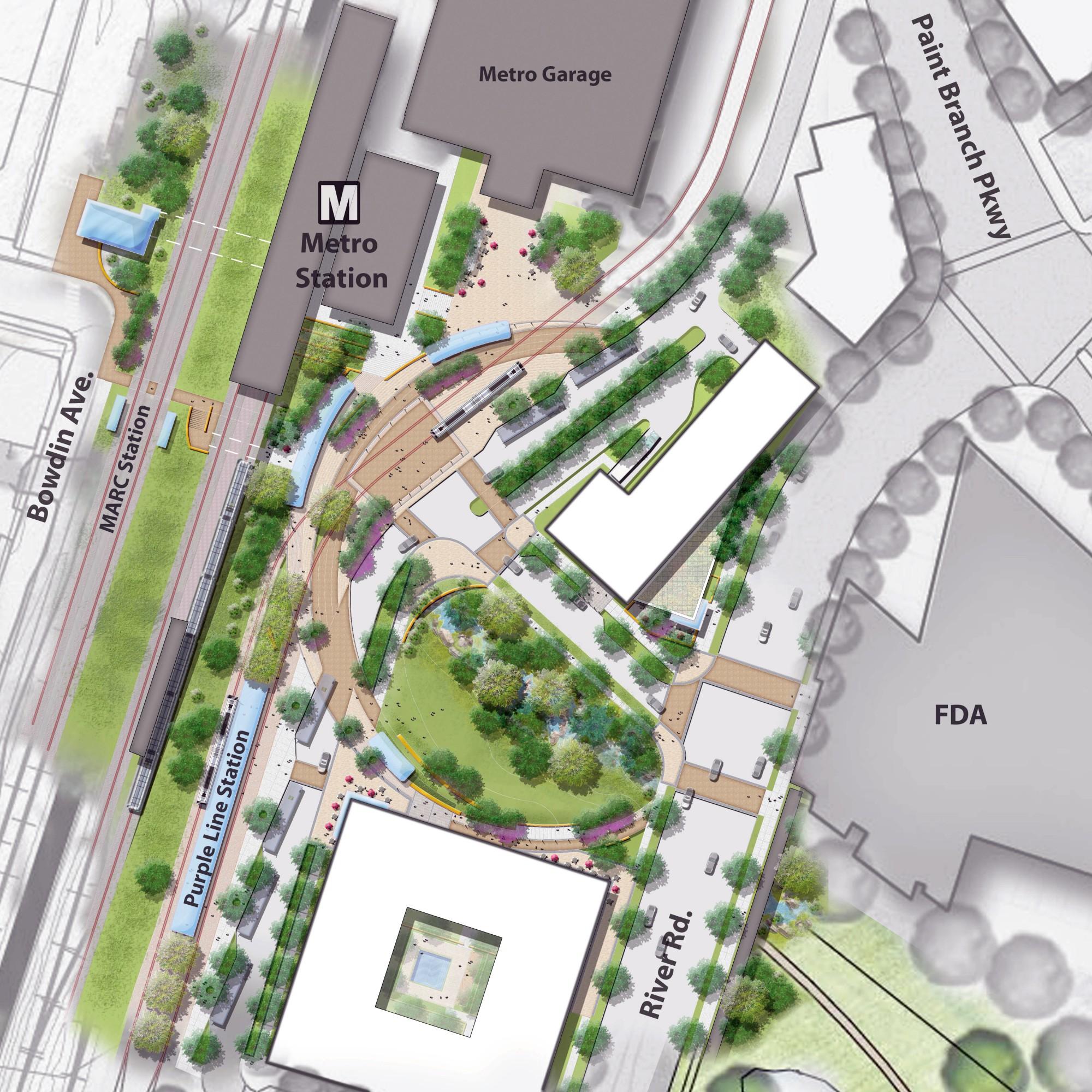 m ncppc college park riverdale park transit district development plan portfolio design. Black Bedroom Furniture Sets. Home Design Ideas