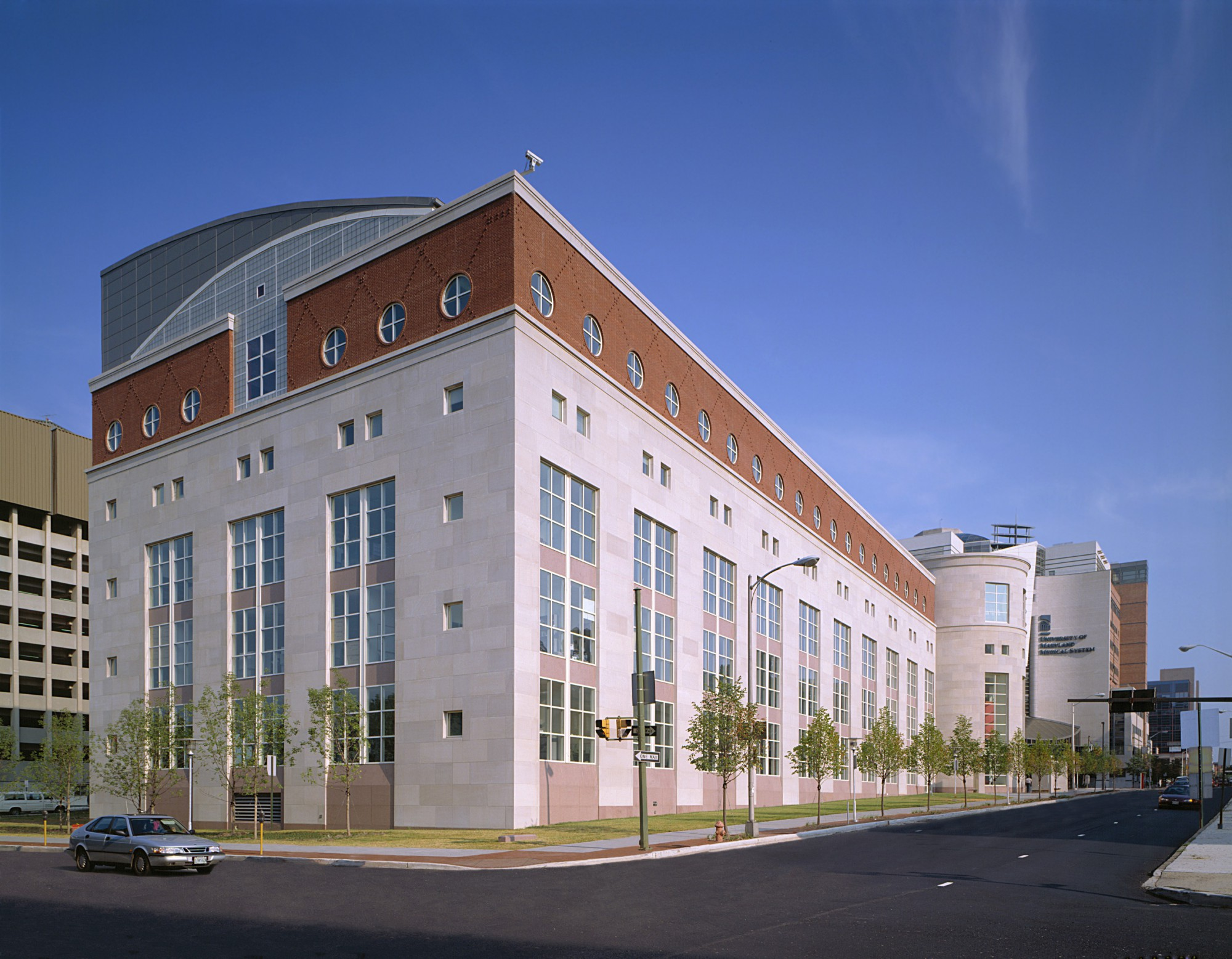 Health Sciences and Human Services Library - University of Maryland