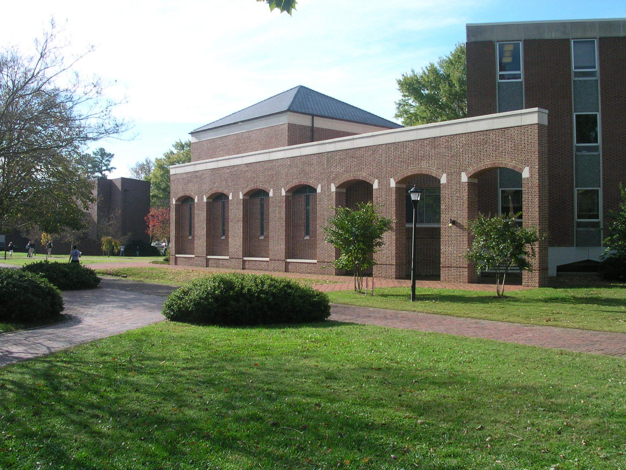College Of William Amp Mary Small Hall Addition Amp Nmr