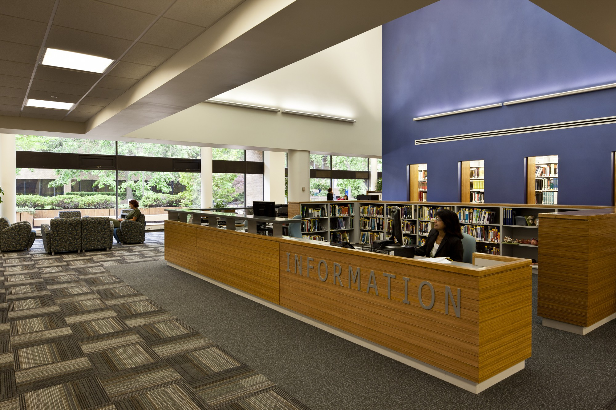 the community college of baltimore county dundalk library dining