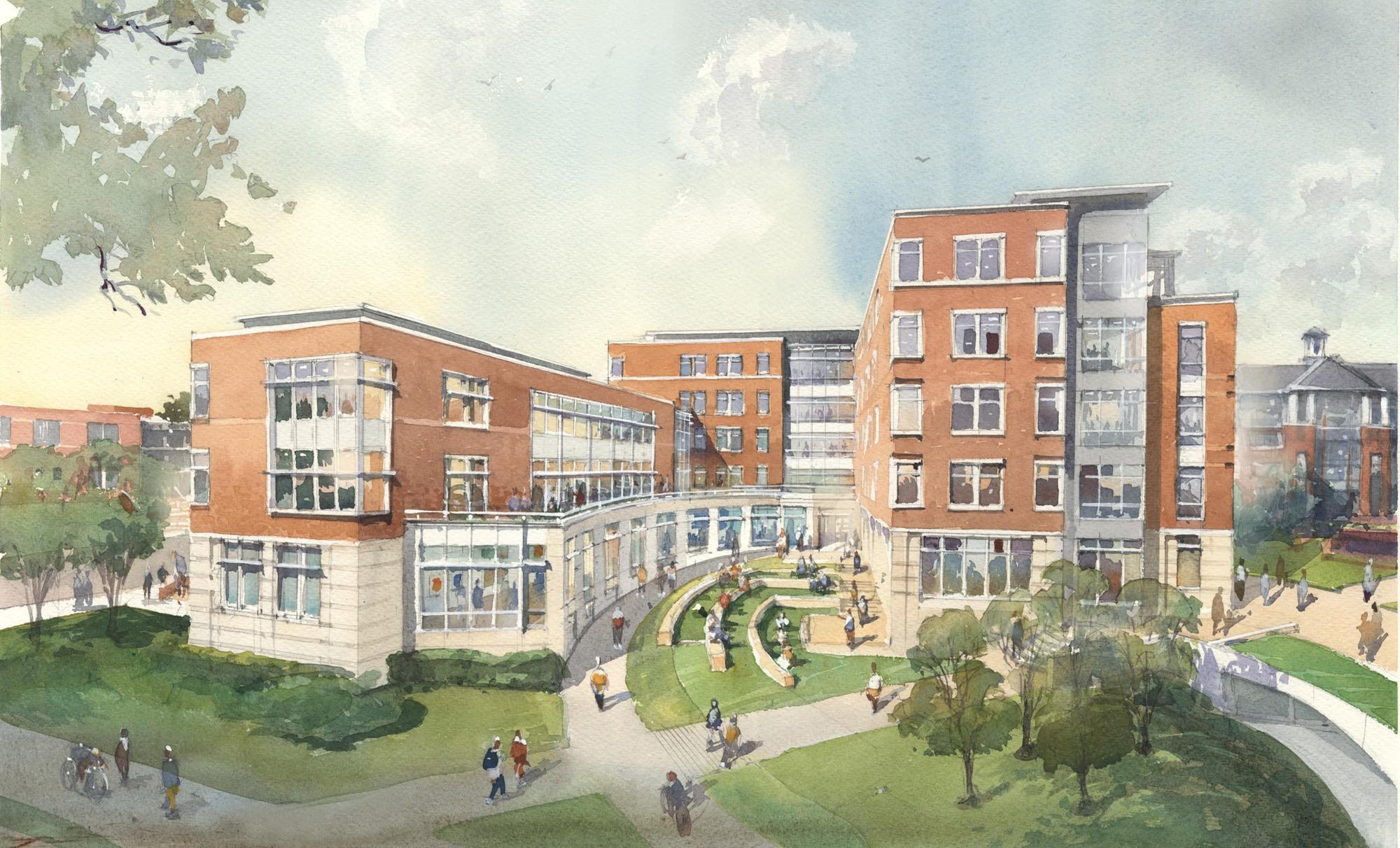 Gallaudet University - Living Learning Residence Hall ... - photo#35