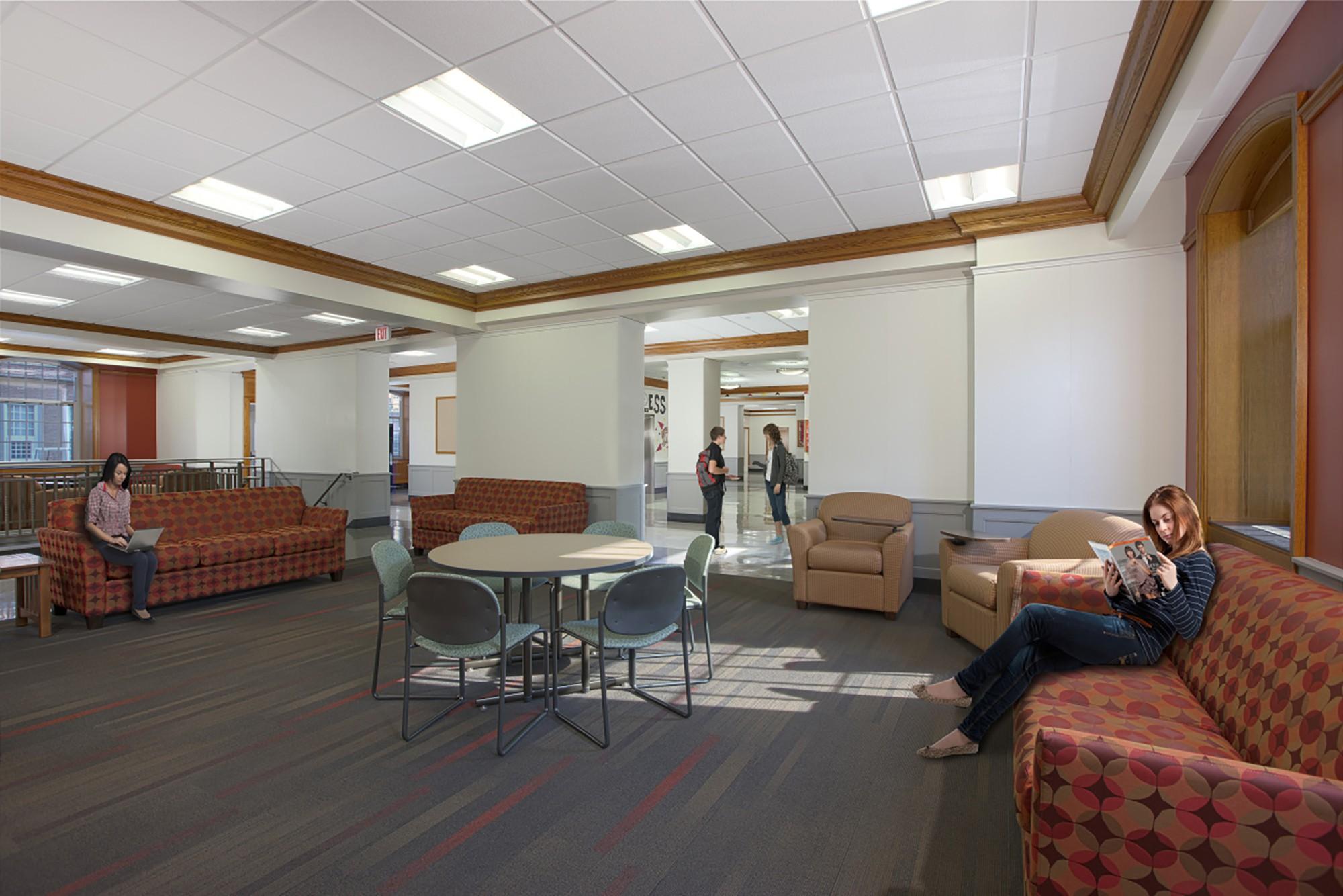 Elkton Hall Renovation Portfolio Design Collective