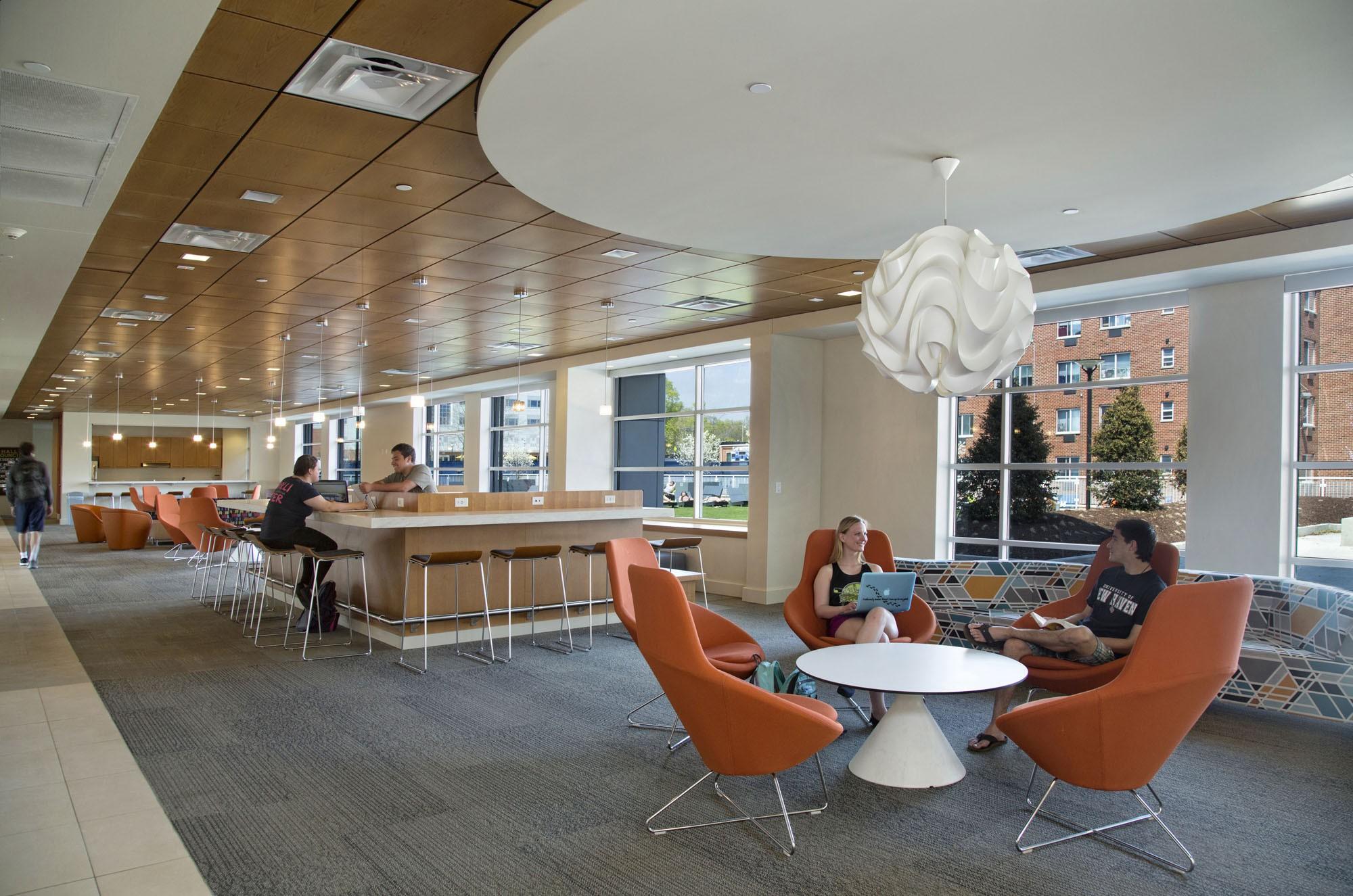 University Of New Haven Student Housing Portfolio Design